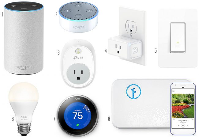 All Of These Devices Have Been Made Better By Having A Voice Istant Smart Home Hub Which In Our Case Is Echo With Alexa Always At The Ready