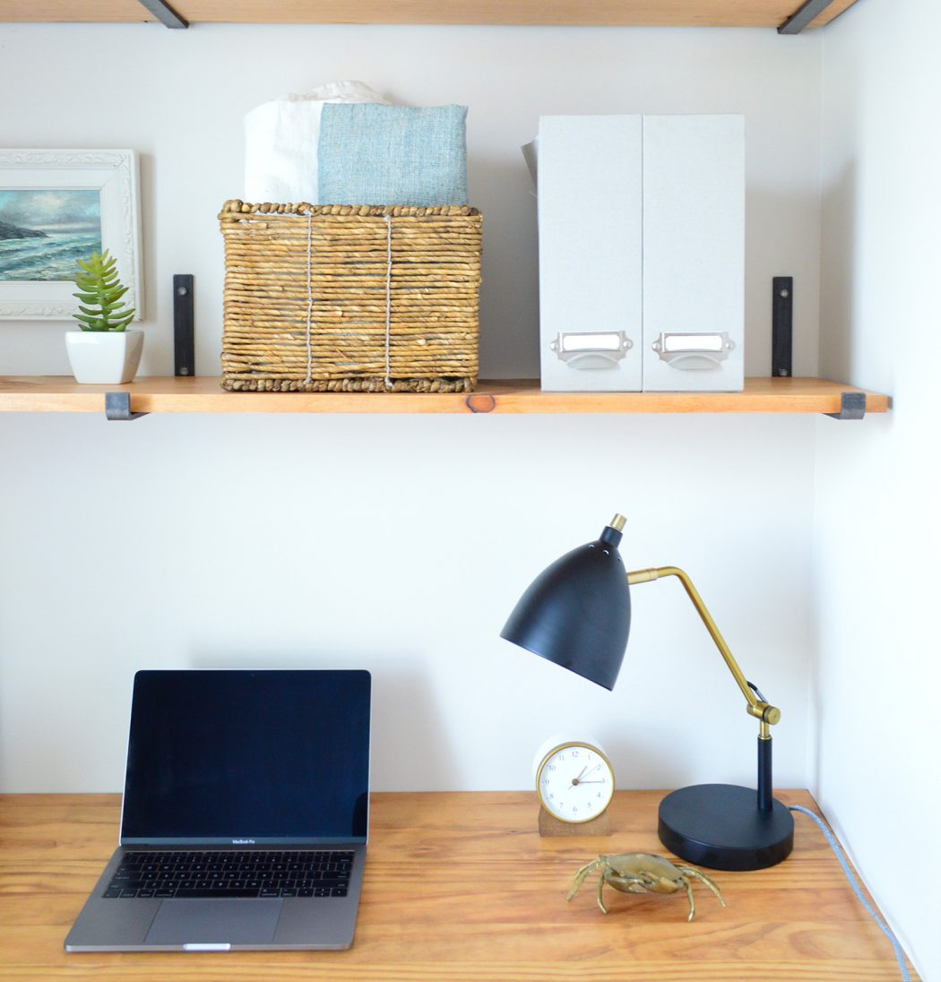 Making A Built In Office Nook For 201