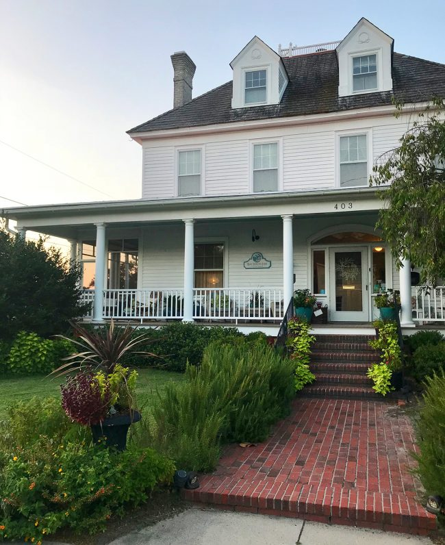 bay haven inn bed and breakfast in cape charles virginia