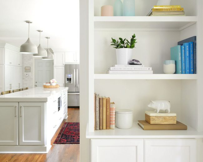 check out 45f93 fb838 How I Style A Bookshelf (Captured On Video In Fast Motion ...