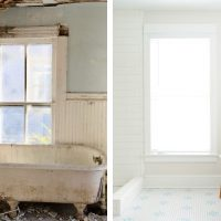 Before & Afters Of Our Beach House: Upstairs