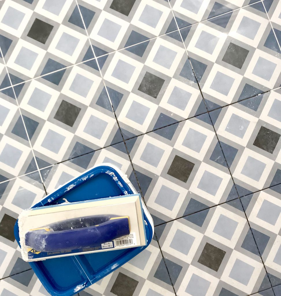 The Best Grout & How To Pick The Right Grout Color | Young