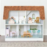 A Tiny House Makeover (Ok, It's A Dollhouse)