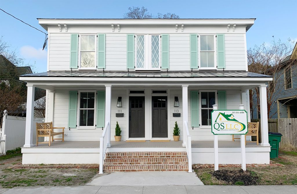A Front Porch Makeover At The Duplex Young House Love