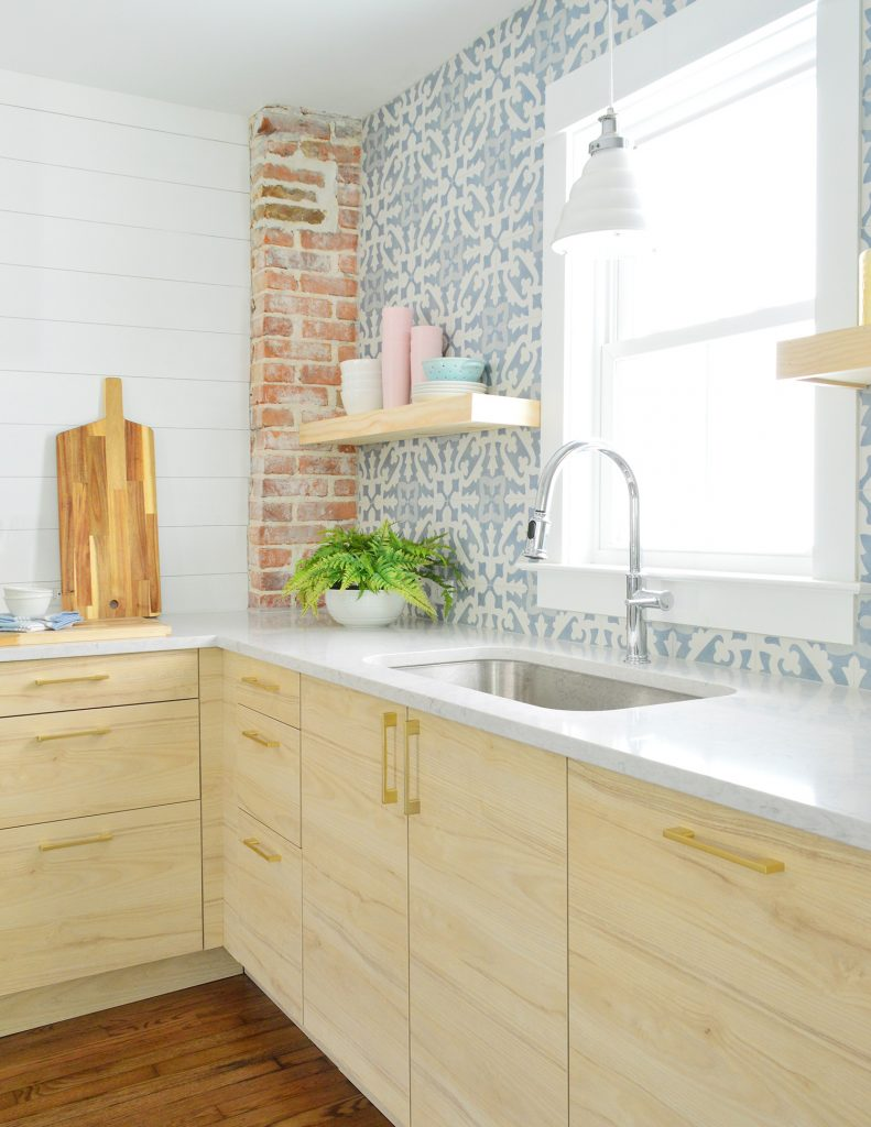 Two Duplex Kitchen Reveals And Our Airbnb Listing Is Live Young House Love