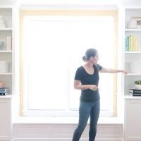 How I Style A Bookshelf (Captured On Video In Fast Motion)