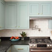 A Big Kitchen Makeover Created From Little Changes