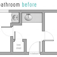 Our Bathroom Reno: The Floor Plan & Tile Picks!