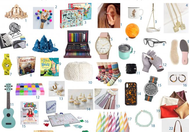 Holiday Gift Guides For Everyone On Your List (With Stuff Under $20, and even $7!)