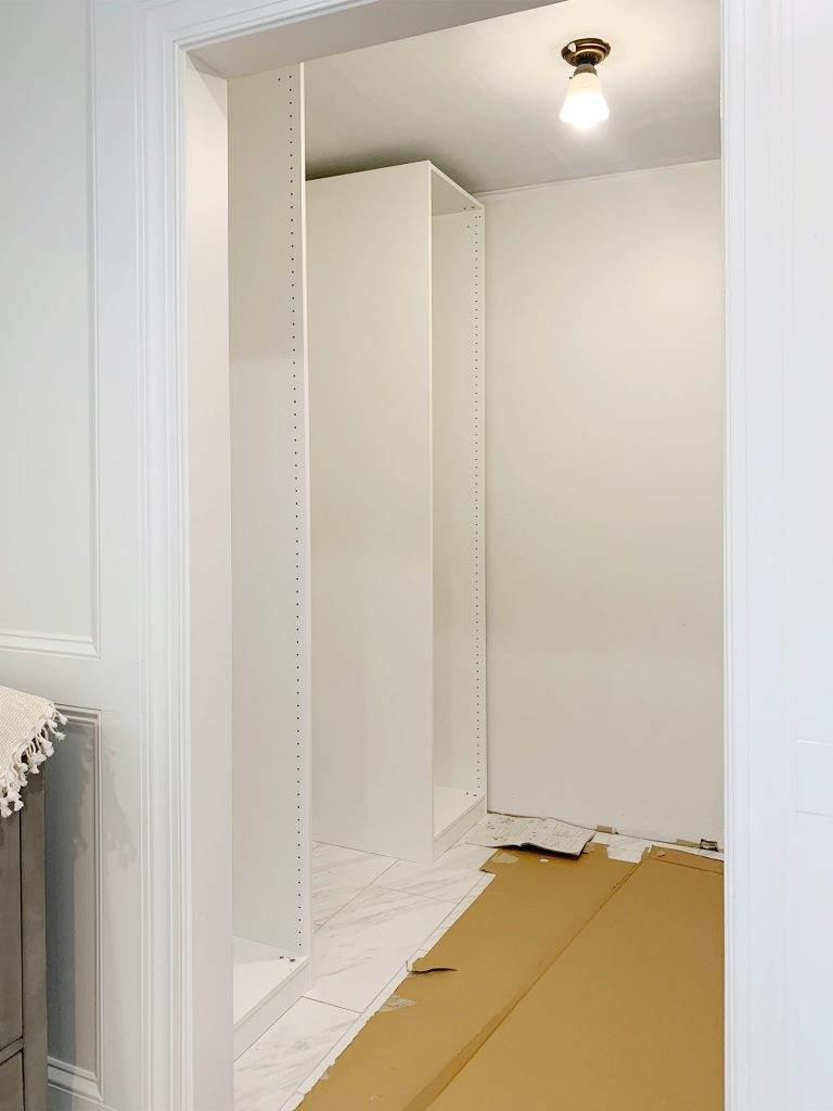 Ikea Pax Boxes Built In Master Closet Remodel