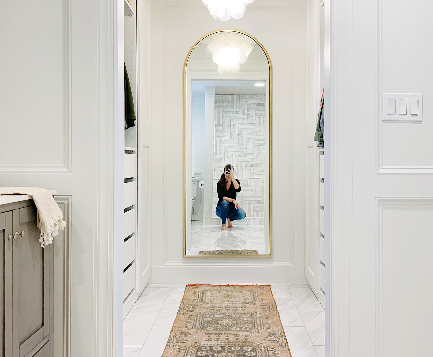 A Big Master Bathroom Closet Update Young House Love