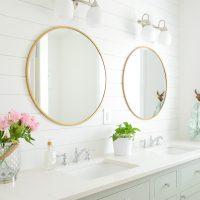 A Surprisingly Quick And Demo Free Hall Bathroom Makeover