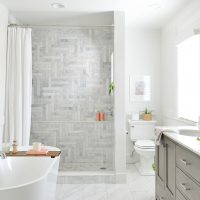 Our Bathroom: Before & Afters Plus A Budget Breakdown!