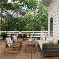 Our Low-Maintenance, Multi-Function Deck Space
