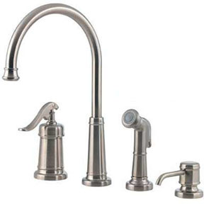 Get A Super Cheap Price Pfister Nickel Faucet On Ebay