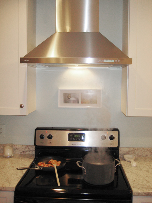 Changing kitchen hood and vent what are they thinking for Kitchen exhaust hood