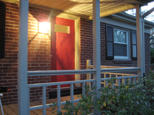 Pick The Perfect Paint Color For A Red Door That Looks