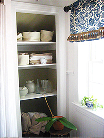 Get ideas for how to use smart storage and organization solutions and a bright and airy color scheme to make the most of a closet space. See the Closet While it may be a .