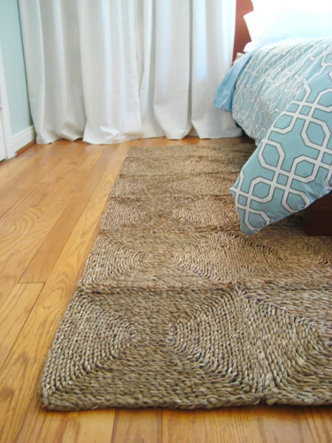 Adding A Seagrass Rug From World Market Young House Love