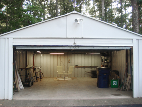 Organize And Declutter Your Garage So You Can Actually Park In It