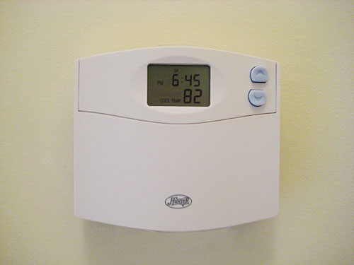 Installing A Programmable Thermostat Is Fast And Easy