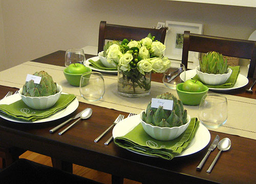 Table setting is fun and easy here are seven cheap ways for Simple table setting