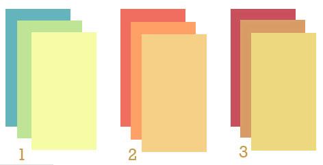 David emily 39 s color conundrum for Old west color palette