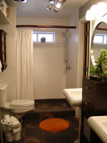 Reader Redesign Bathroom Brilliance