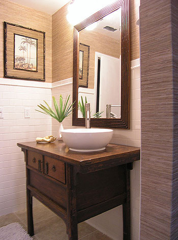 Are. Reader Redesign  Bathroom Bliss
