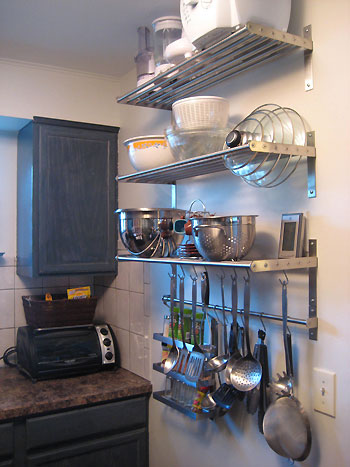 Small Kitchen Storage Ideas on Small Kitchen Storage Idea