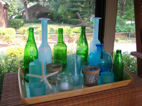 recycled-wine-bottle-used-bottle-decor