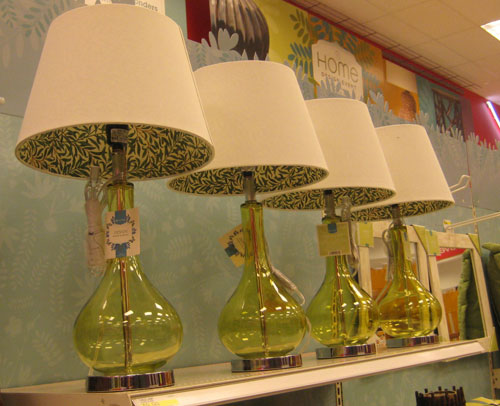 Glass Lamp Bases South Africa: Target Hits The Mark