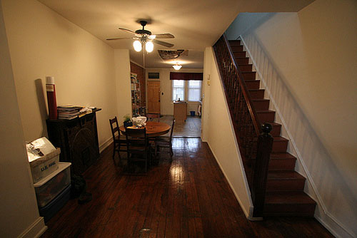 This Baltimore Rowhouse Underwent A Major Makeover Here Are The