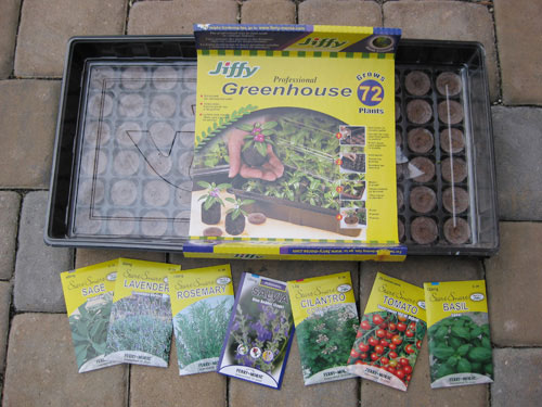 Jiffy Plant Tomatoes From Seeds Greenhouse