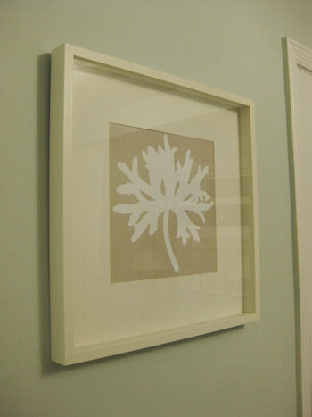 leaf-print-botanical-art-bedroom-romantic-tan-and-white-cutout