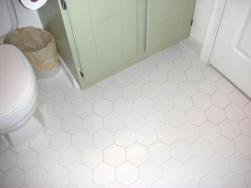 Wonderful Retiling Bathroom Floor Pictures Amazing Pictures