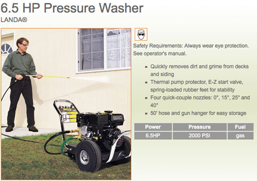 homedepottoolrentalpressurewasher