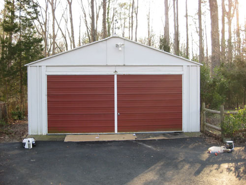 How To Seal Latex Paint On Wood Garage Door