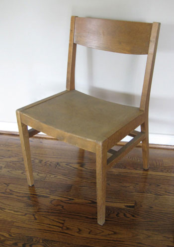 thrift-store-modern-wood-chair-before