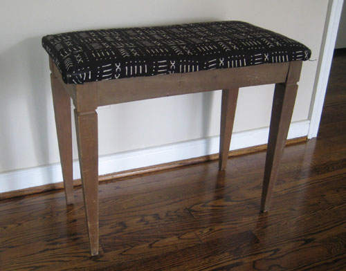 How To Paint Reupholster And Makeover A Thrift Store