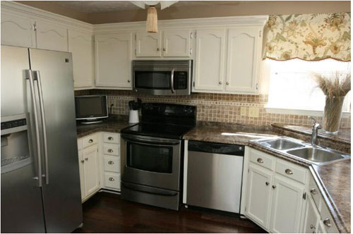 This Reader Submitted Kitchen Makeover Is Truly Stunning