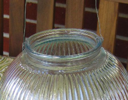 close-up-Lantern-shot
