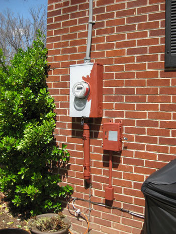 how to paint ugly utility boxes amp propane tanks so they