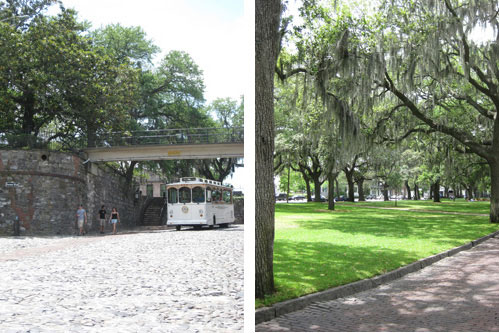 savannah-sightseeing-downtown-vacation-trip