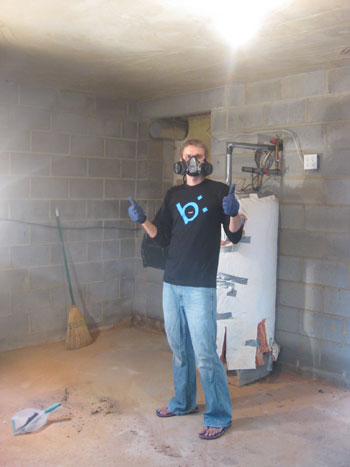 Waterproofing A Basement And Getting Rid Of Mold Amp Mildew