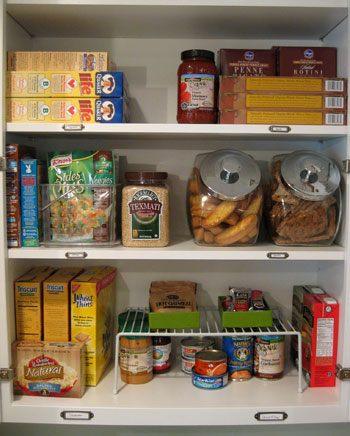 Organizing Our Kitchen Cabinets Spices Pantry Items
