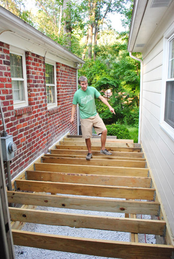How To Build A Second Floor Deck