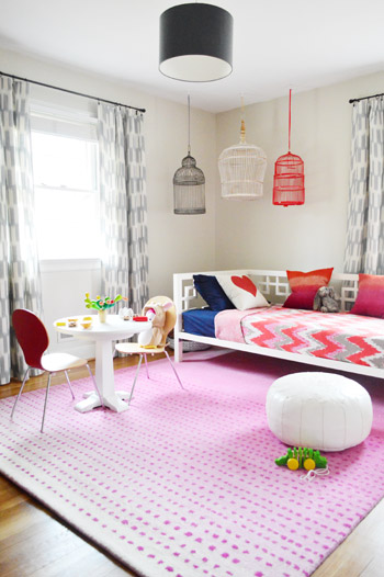 Finishing Touches In The Playroom Young House Love