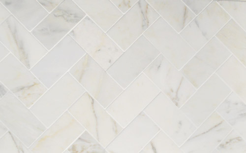 Makeover Tiling The Mantel With Marble Herringbone Young House Love