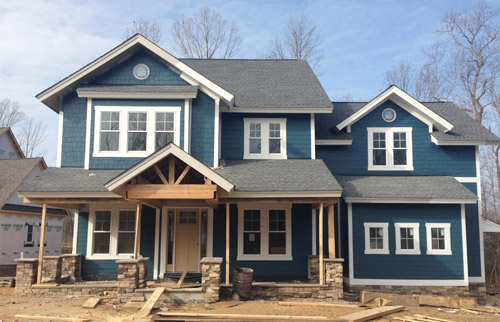 Picking an exterior paint color young house love - Exterior house paint colors 2014 ...